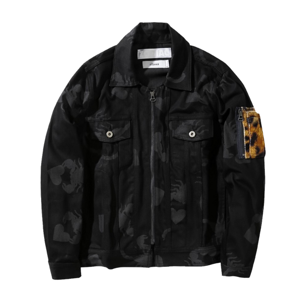 Zodiac x Elhaus The Best Fit Scorpio Denim Jacket