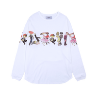 Mankind Fantasia Long Sleeve T-shirt