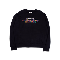 Norrm Come Along Crewneck