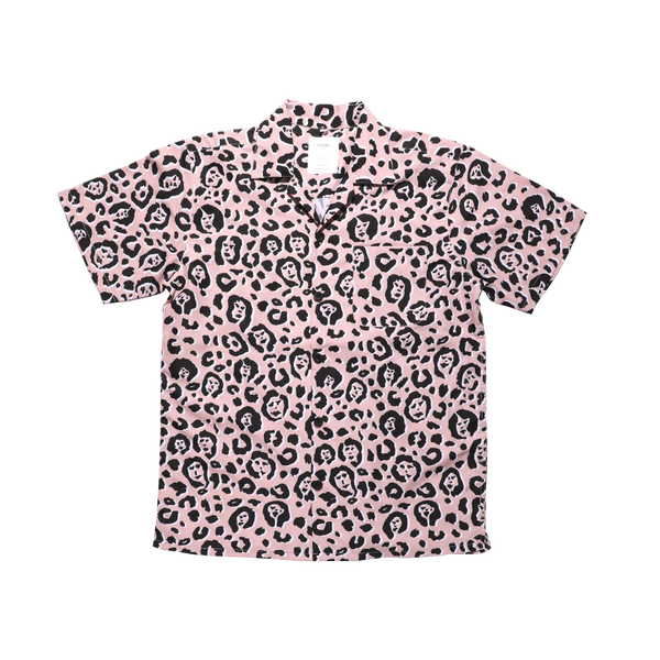 Nothing Lady Leopard Shirt