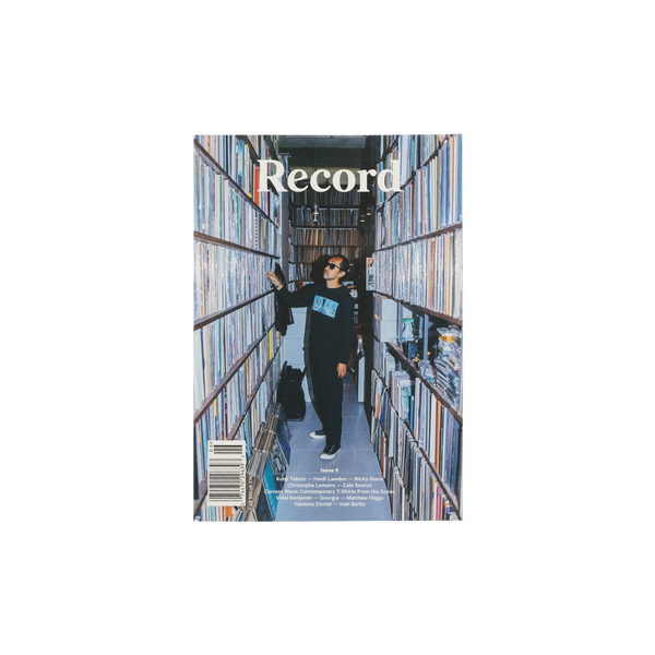 Record Magazine Issue 6