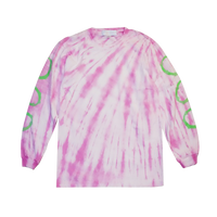 Voices Tamboruine Tie Dye Long Sleeve T-shirt
