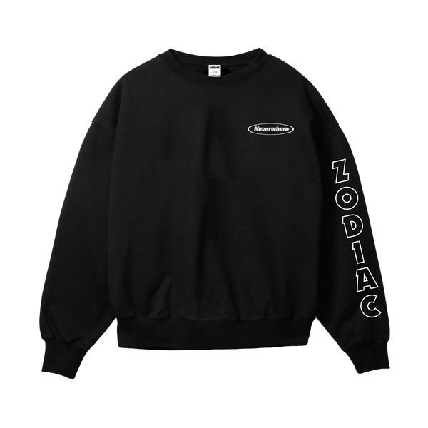 Zodiac Neverwhere Manifesto Crewneck