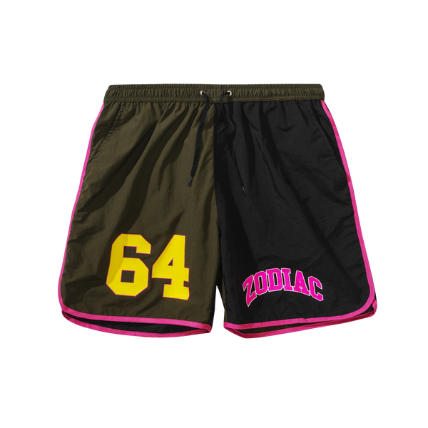 Zodiac x Dominate Mismatch Shorts