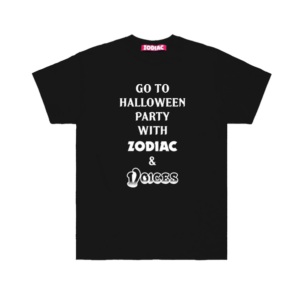 Zodiac Halloween Pack x Voices T-shirt