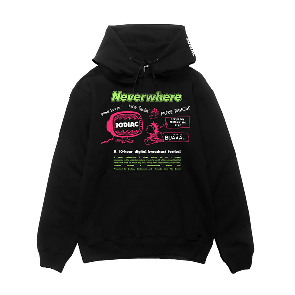 Zodiac Neverwhere Nice Feeling Hoodie