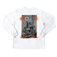 Woodensun x Axe On Wax Reality Acid Botany Long Sleeve T-shirt