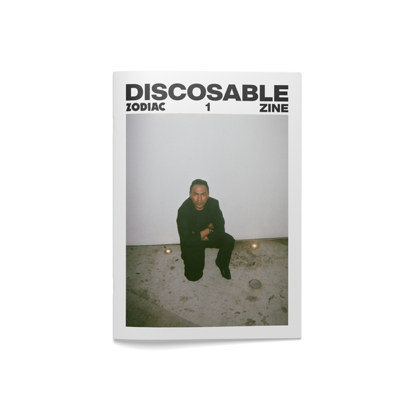 Zodiac Discosable Zine