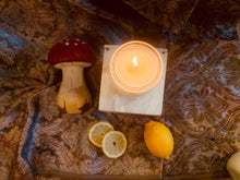 Load image into Gallery viewer, Cockerels Crow ~ Energising Natural Candle