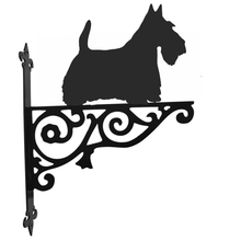 Load image into Gallery viewer, Scottish Terrier Ornamental Hanging Bracket