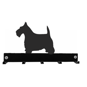 Scottish Terrier Key Hooks