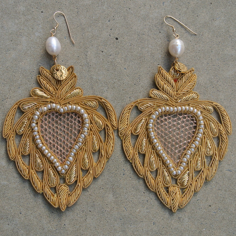 """Bollywood"" Earring"