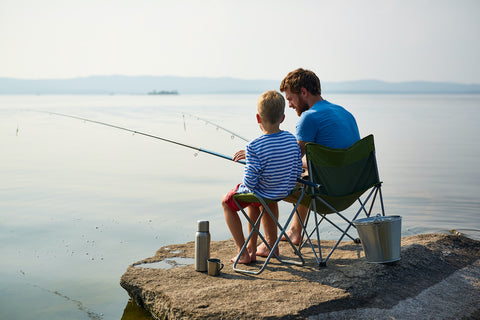 Fishing trip for fathers day