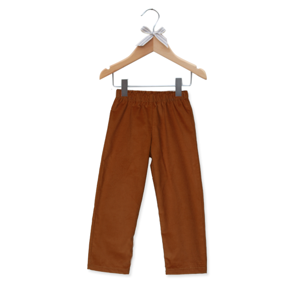 Bracken Trousers, Caramel (5y)