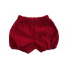 Woodland Bloomers, Cranberry Corduroy (3-6m)