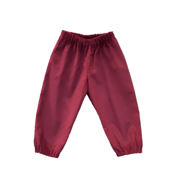 Waterfall Long Bloomers, Garnet (12-18 m)