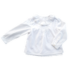 Blouse, Lace Trim (7y)
