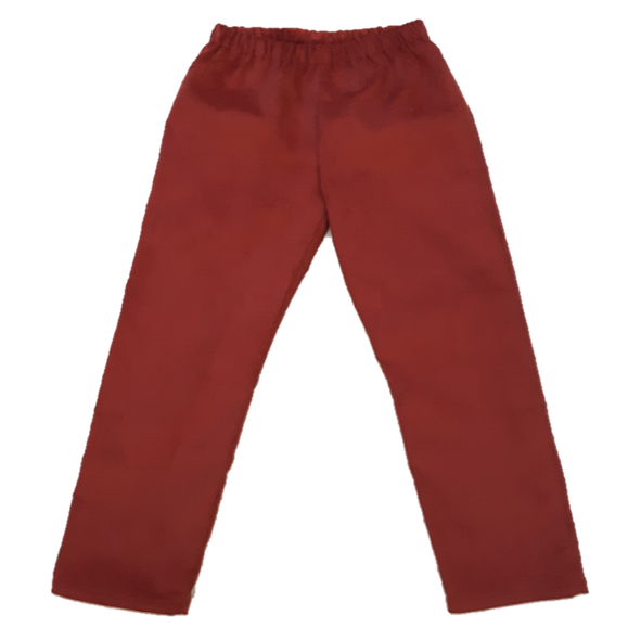 Bracken Trousers, Rust (5y)