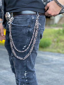 a&g-rock-fleur-de-lis-cylinder-wallet-chain-model