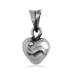 Load image into Gallery viewer, a&g-rock-mini-heart-pendant-closeup