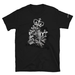 King Skeleton's Ladies Unisex T-Shirt