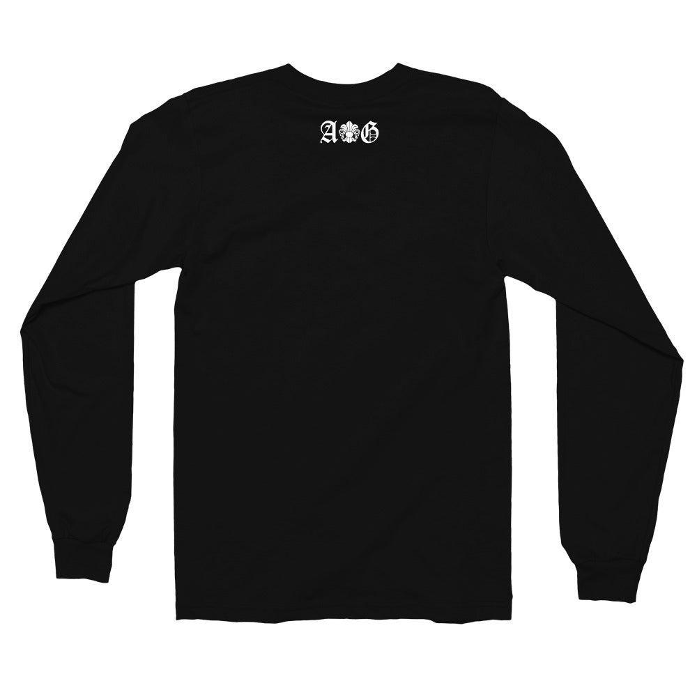 Rock On 4 Ever Long Sleeve Unisex Shirt