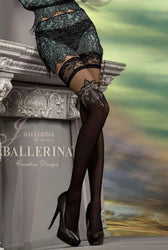 221 Hold Ups Black by Ballerina