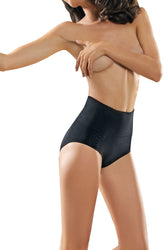 311028G Shaping Brief Black by Control Body