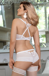 Lisbet Brief White by Roza