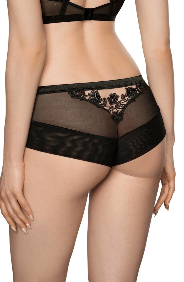 Lisbet Brief Black by Roza