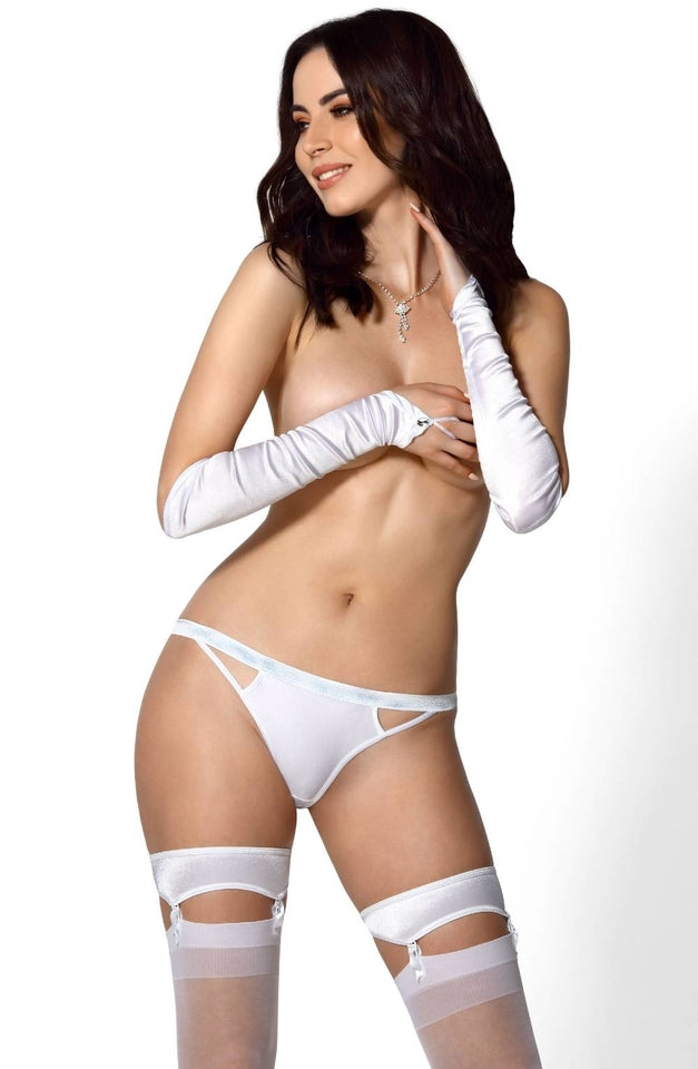 Lipst Brief White by Roza