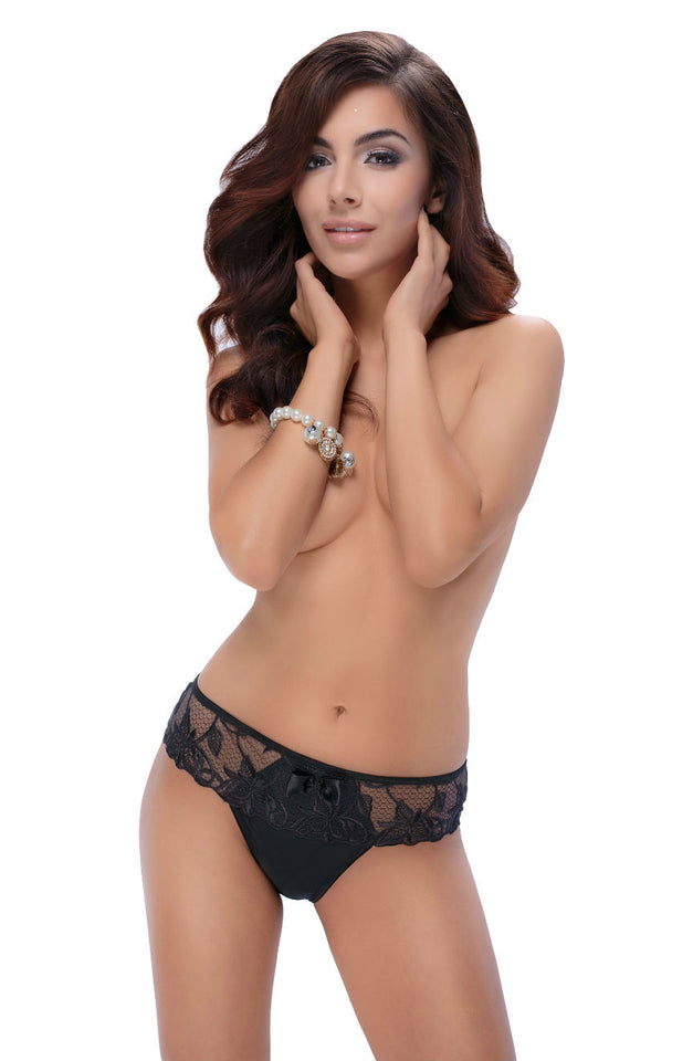 Vangelise Brief Black by Roza