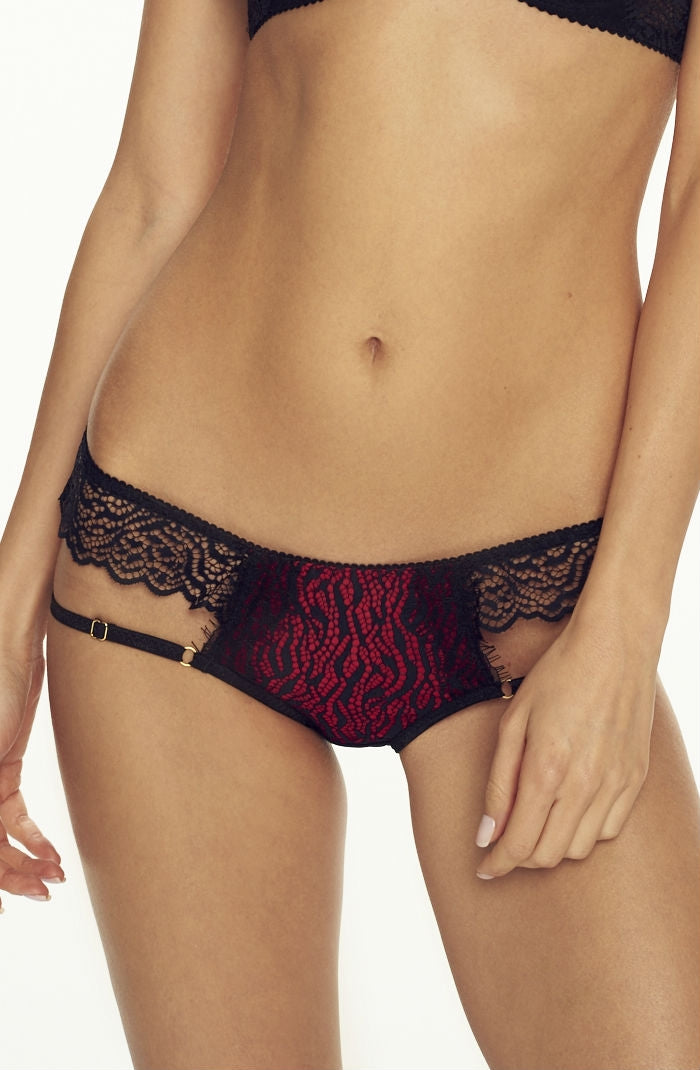 Devil Brief Black/Red by Confidante