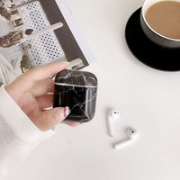 GOOJODOQ For AirPods Case Airpod Funda Cover Support Wireless Charing Headphones Case Bag Soft Silicone Case For Air pod 1 2