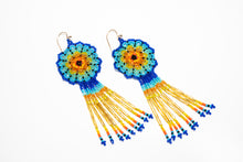 Load image into Gallery viewer, Sunburst Earrings