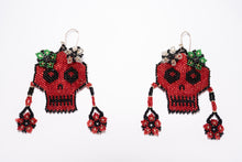Load image into Gallery viewer, La Catrina Earrings