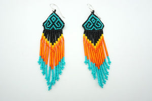 Southwest Sunsets Earring