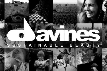 Sustainable Beauty with Davines
