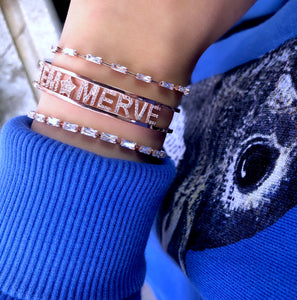 LE MIEN CUSTOMISED CUFF.