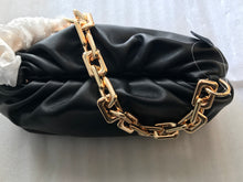 Load image into Gallery viewer, LE MIEN REAL LEATHER 32CM POUCH BAG WITH CHAIN