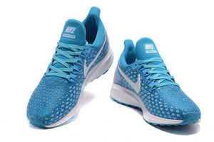 Nike AIR ZOOM PEGASUS 35 Blue Running Shoes