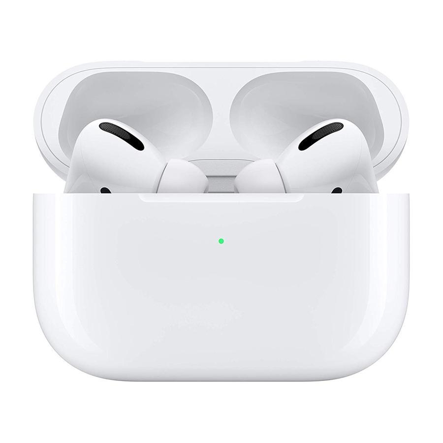 Apple Airpods Pro with Wireless Charging Case (MWP22HN/A, White)(Certified Refurbished)