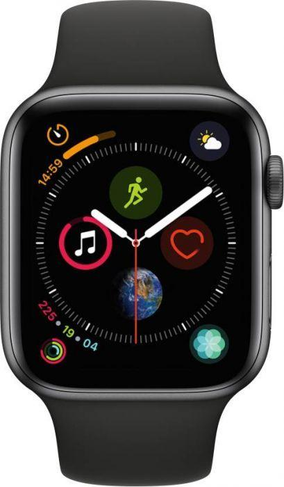 Apple Watch Series 4 GPS + Cellular 44 Mm Aluminium Case (Certified REFURBISHED)