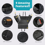 DogProofPro™ Car Seat Cover (+FREE Safety Belt!) - WoofAddict