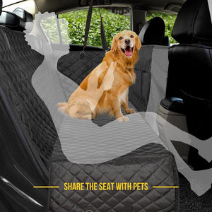EXTRA LARGE DogProofPro™ Car Seat Cover (+FREE Safety Belt!) - WoofAddict