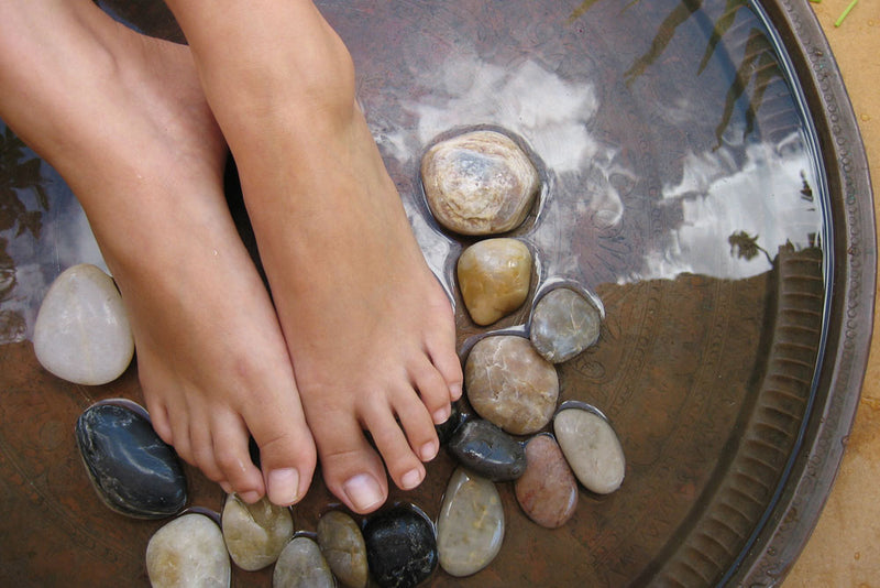 foot Massage and reflexology history
