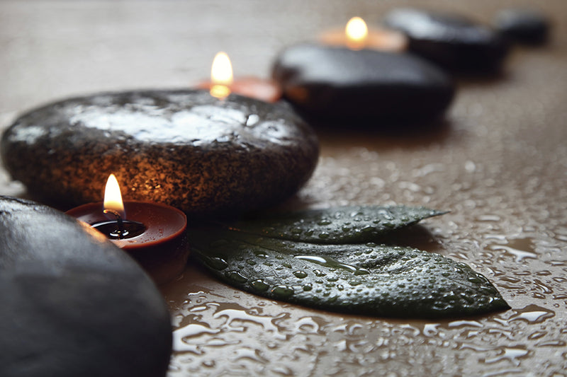 the theory behind hot stone therapy