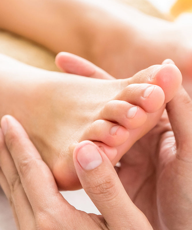 Foot Massage & Reflexology banner