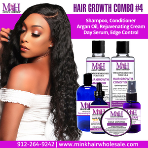 HG Combo #4 - Miracle Mink Hair Inc