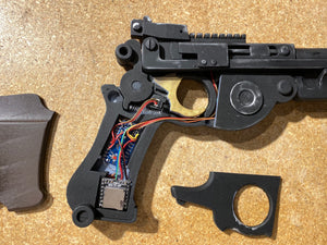Putting electronics into the Mandolorians Blaster